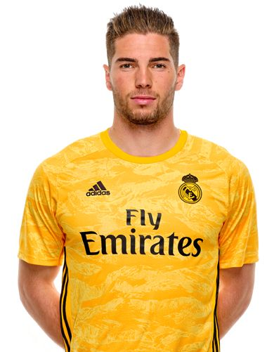 b4556e0eb8b Real Madrid Squad | Real Madrid CF